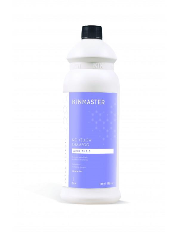 KinMaster No Yellow shampoo 1000ml