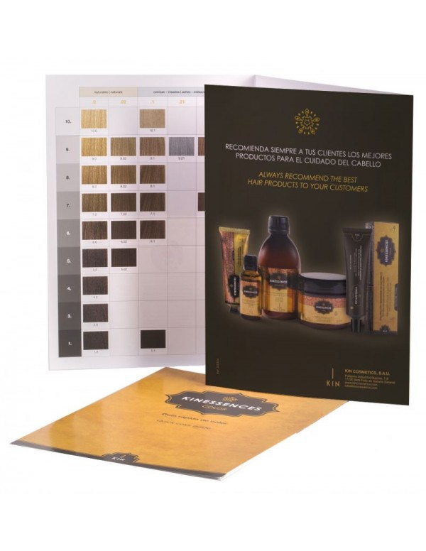 KinEssences kleurenboek