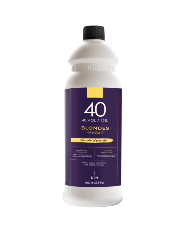 KIn Blondes oxydant 40vol 12% 1000ml